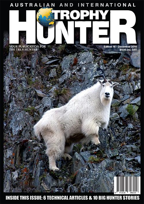 Trophy Hunter Magazine
